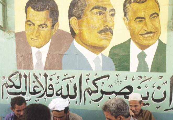 Presidents' Cafe Cairo | © Norbert Schiller