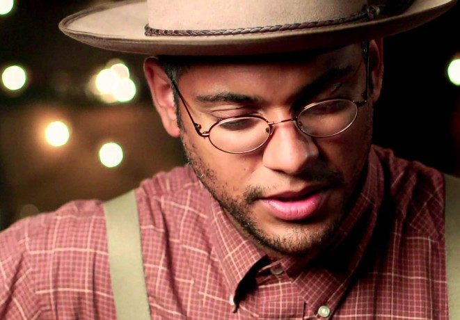 "Dom Flemons im Video zu ""Can´t do it anymore"" 